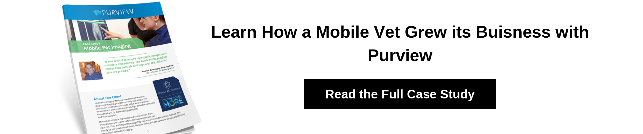 Learn How a Mobile Vet Grew its Buisness with Purview-2