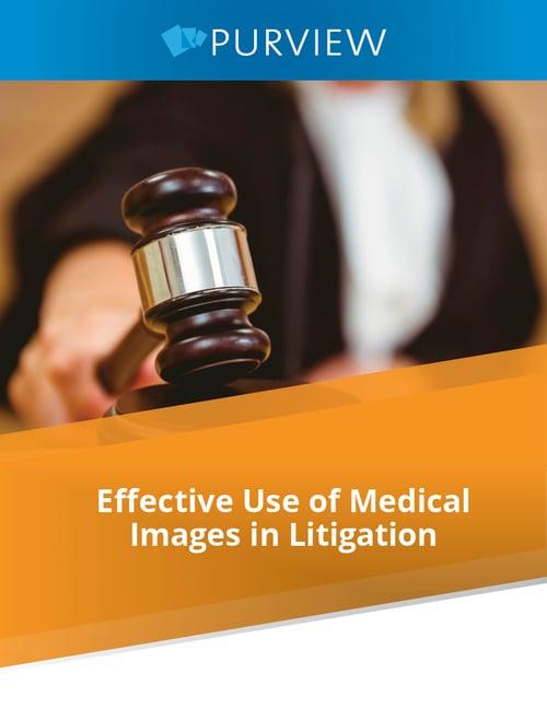 Legal use of medical imaging whitepaper