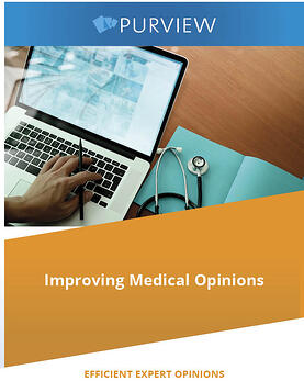 Purview Whitepaper - Improving Medical Opinions - Cover Image