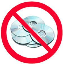 cds are history