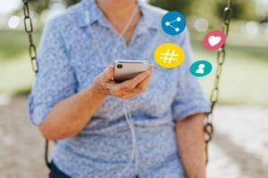 seniors are increasingly adopting digital lifestyle