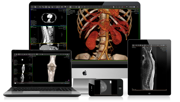 Purview cloud-based medical image management solutions