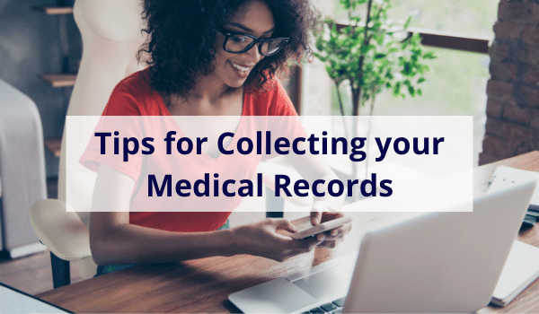 how do I collect my medical records